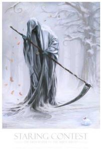 reaper vs bunny